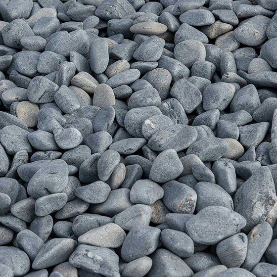 Kamen Oblutak • Crna • 1-3 cm • 20 kg